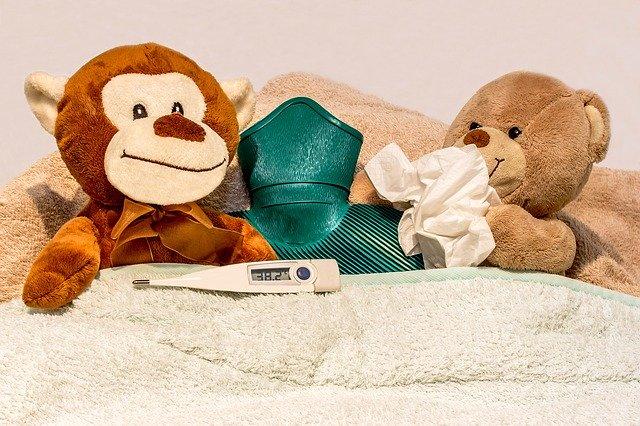 赤ちゃんの鼻吸い器 おすすめはメルシーポット!いつから使えるの?使い方や洗い方は?