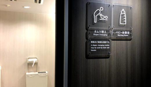 オムツ替え・授乳室