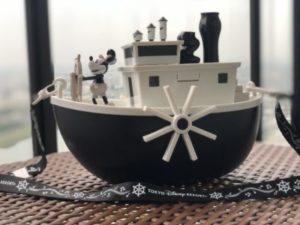 蒸気船ミッキーポップコーンバケット