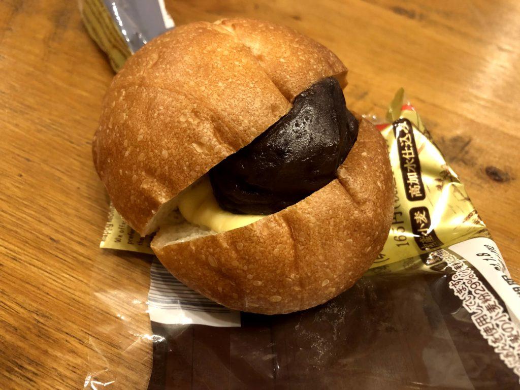 ファミマのあんバターフランス
