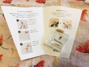 【bloomeeブルーミー】お花の定期便を始めてみた!